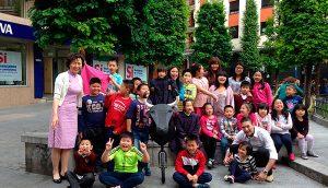 Aprender chino en Illescas