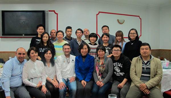 Aprender chino en Madrid Wulan