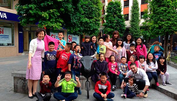 Clases de chino en Toledo con la academia Wulan