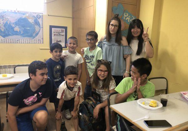 Academia Wulan alumnos